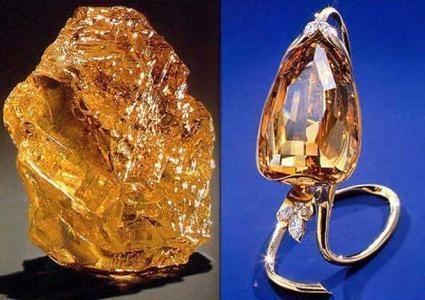 珠宝的前世今生之世界名钻