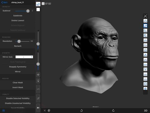 珠宝ipad forger APP 3D数字雕刻应用软件怎么样?免费下载与使用教程